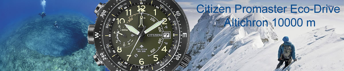 Citizen-altichron 10000m